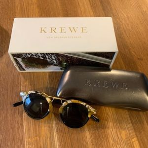 Krewe St Louis Classics w/ case and box